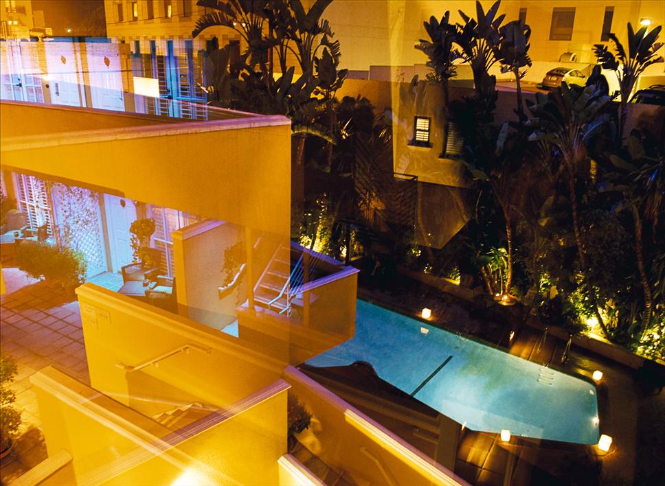 Mosaic Hotel L A